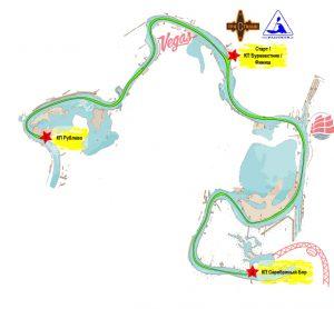 Московский Эскимо Марафон 2018. Moscow Eskimo Marathon 2018