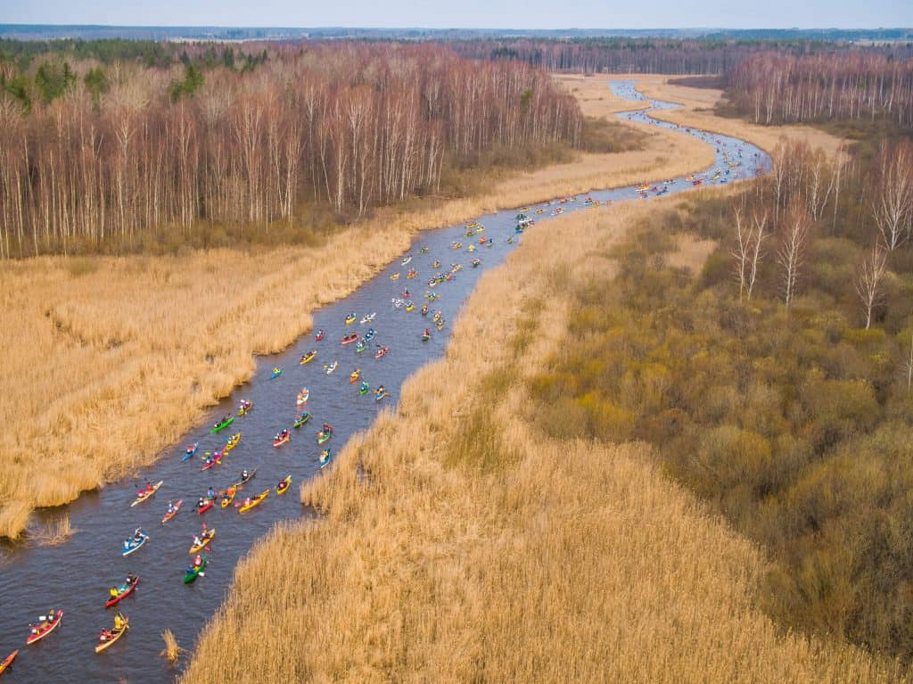 14th Vohandu Canoe Marathon