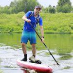 Москворецкий гребной марафон 2019