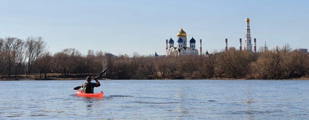 Николо-Угрешский гребной марафон