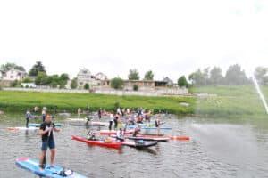 Москворецкий гребной марафон 2021